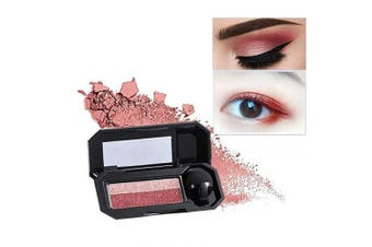 (03 Maple Leafe) - Aaiffey Dual-Colour Eyeshadow, Waterproof Eyeshadow Highly Pigmented Eyeshadow with Exquisite Glitters and Smooth Texture, Long Lasting For Eye Makeup