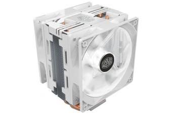 Cooler Master Hyper 212 Turbo WHITE Edition CPU Cooler 2x120mm fan For Intel LGA 2066 / 2011-v3 /