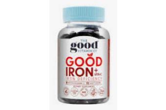 The Good Vitamin Co. Iron+Vita-C (90s)
