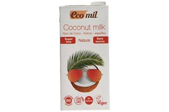 ECOMIL COCONUT MILK - NATURE - 1L