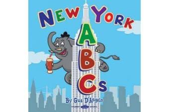 New York ABCs [Board book]