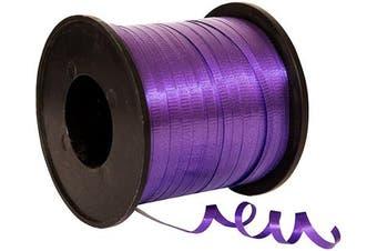 Unique Party 4861 - 450m Purple Curling Ribbon