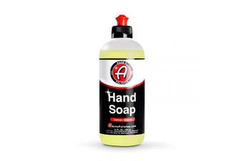 (Lemon) - Adam's Hand Soap - All Purpose Liquid Soap For Home, Kitchen, Bathroom & Garage | Scented Hand Wash Cleaners | Cleans Car Wash Soap, Car Wax & Car Detailing Chemicals Cleaning Supplies (Lemon)