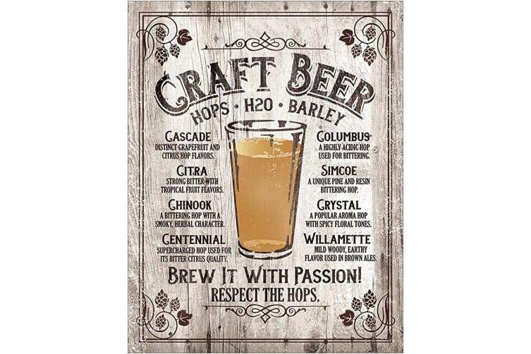 Brew It Passion Desperate Enterprises Craft Beer Brew It With Passion Tin Sign 32cm W X 41cm H Kogan Com Desperate enterprises 6831 ridge rd wadsworth, oh 44281 united states of america. kogan australia
