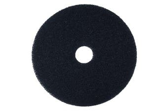 (46cm ) - 3M Black Stripper Pad 7200, 46cm