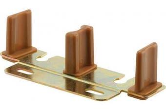 Prime-Line N 6796 Bypass Door Guide, Nylon/Steel