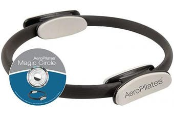 AeroPilates Magic Circle with Workout DVD