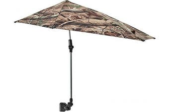 (Regular, Camo) - Sport-Brella Versa-Brella SPF 50+ Adjustable Umbrella with Universal Clamp