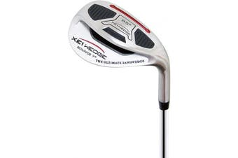 (Right, Alloy Steel, Wedge, 65 Degrees) - xE1 Sand Wedge & Lob Wedge– The Out-in-One Golf Wedge, Pitching and Chipping Wedge– Legal for Tournament Play Golf Club for Men & Women