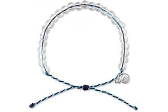 4ocean Bracelet with Charm Made from 100% Recycled Material Upcycled Jewellery (Whale)