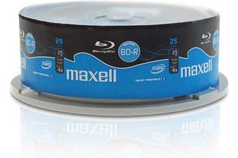 Maxell 276071 BD-R 25GB Single Side, Single Layer
