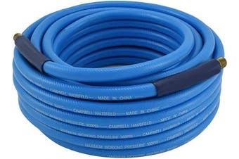 (15m Air Hose) - Campbell Hausfeld 15m Air Hose, 1cm PVC with Bend Restrictors (PA121600AV)