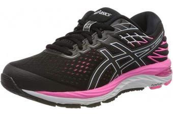 (4 UK, Black) - ASICS Women's Gel-Cumulus 21 Running Shoe