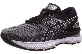(4.5 UK, White Black) - ASICS Women's Gel-Nimbus 22 Running Shoe