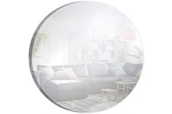 (1, 30cm ) - Better crafts Round Glass Mirror (1, 30cm )