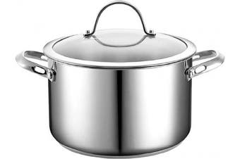 (6-Quart) - Cooks Standard 5.7l Stainless Steel Stockpot with Lid