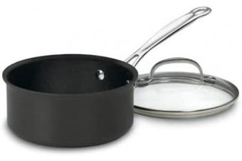 Cuisinart 619-18 Chef's Classic Nonstick Hard-Anodized 1.9l Saucepan with Lid