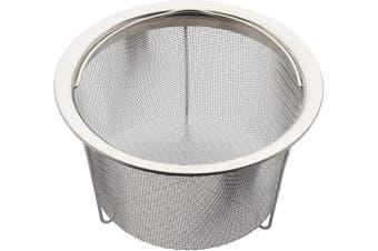 (Large) - Instant Pot 5252246 Official Large Mesh Steamer Basket, Stainless Steel