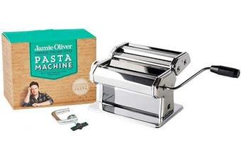 Jamie Oliver 555152 Pasta Machine, Chrome