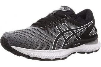 (7 UK, White Black) - ASICS Men's Gel-nimbus 22 Running Shoe