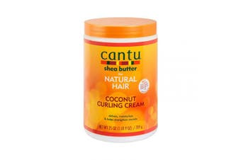 Cantu Shea Butter for Natural Hair Coconut Curling Cream, 740ml