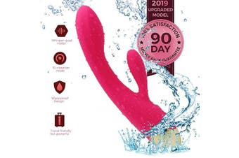 (Pink) - Portable Deep Tissue Massage 2020 Stick Support in Home/Office vibrantorsfor Handheld 10Speeds Yoga