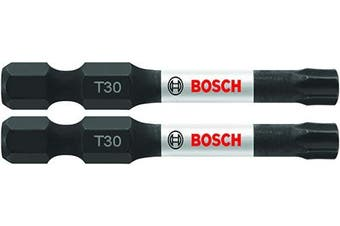 Bosch ITT30202 2 pc. Impact Tough 5.1cm . Torx #30 Power Bits
