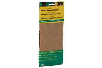 (Coarse) - 3M 9017 General Purpose Sandpaper Sheets, 9.3cm by 23cm , Coarse Grit