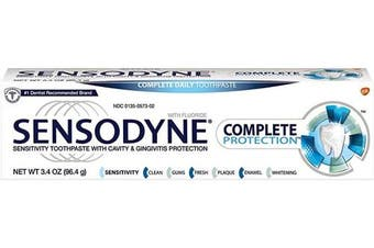 (Complete Protection) - Sensodyne Complete Protection Toothpaste for Sensitive Teeth, 100ml Tube