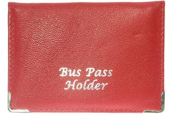 (Colour B) - Soft Coloured Bus/Train Pass/ID/Oyster/Travel Card Holder With Zip Up Coin Section.