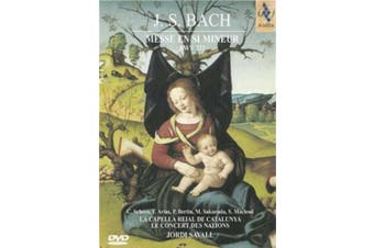 Bach: Mass in B Minor - Live in Fontfroide Abbey [Region 2]