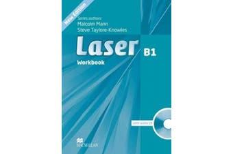 Laser 3rd edition B1 Workbook -key & CD Pack
