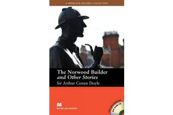 Macmillan Readers Norwood Builder and Other Stories The Intermediate Reader & CD Pack