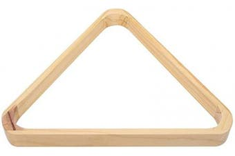 (Rhombus) - Alomejor Snooker Ball Rack Wooden Triangle and Rhombus Table Pool Ball Racks Sports Supplies Accessories