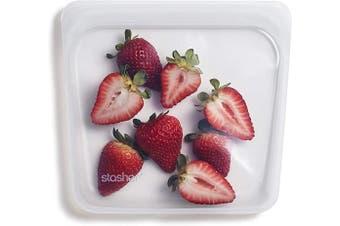 (Sandwich, Milky Way) - Stasher 100% Silicone Reusable Food Bag, Sandwich, Milky Way