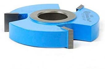 Amana Tool - 948 Carbide Tipped 3-Wing Straight Edge 2-1/2 Dia x 1/2 & 3/4 Bore