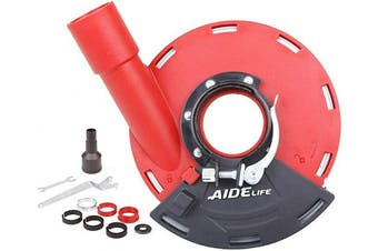 Aidelife Dust shroud for angle grinders,Universal 13cm