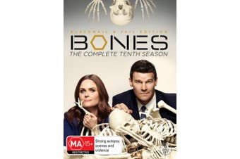 Bones: Season 10 (Blackmail & Jail Edition) [Region 4]