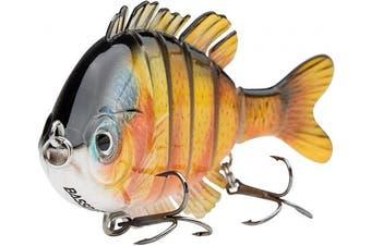 "(Orange Sunfish) - Bassdash SwimPanfish Multi Jointed Panfish Bluegill Swimbaits Hard Topwater Bass Lures Fishing Lure Crank Saltwater 3.5""25ml"