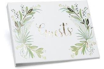 (Greenery) - Hortense B. Hewitt 55503 Guest book, 19cm x 15cm , Greenery