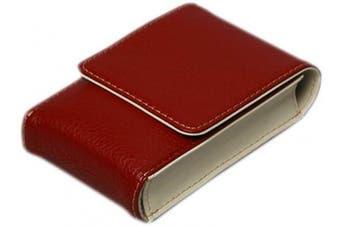 (Soft, Leder, Rot) - Leather Case Freestyle Libre