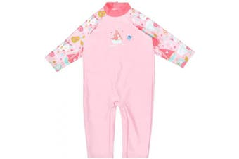 (6-12 Months, Owl & The Pussycat) - Splash About Unisex Baby Uv All-in-one Sunsuit