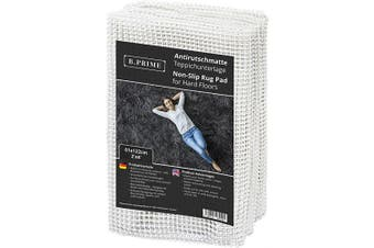 (0.6m X 1.2m) - B.PRIME 0.6m x 1.2m Non-Slip Rug Underlay Pad for Hard Floors. Different Size Options Available