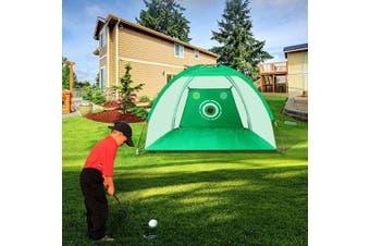 (Green) - Blinngo Golf Nets for Backyard,Golf Net Golf Hitting Nets Training Aids Practise Nets for Indoor Outdoor Sports