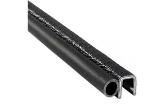 """(3100B3X1/4A-25, 7.6m, 3/8 inch bulb; 1/4 inch edge fit) - Trim-Lok Trim Seal with Side Bulb – Fits 1/4"""" Edge, 3/8"""" Bulb Seal Diameter, 25' Length – PVC Plastic Trim with EPDM Rubber Seal, Easy to Instal for Cars, Boats, RVs, Trucks, and Home Applications"""