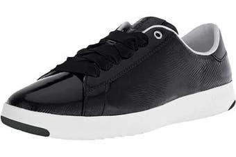 (3 UK, Black Black Optic White) - Cole Haan Women's Grandpro Tennis Trainers