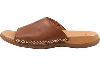 (5 UK, Brown) - Gabor Women Clogs, Mules, Ladies Mules