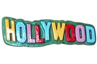 (Hollywood) - Hollywood, California Sign Souvenir Refrigerator Magnet