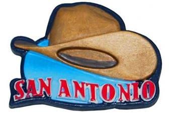 (San Antonio Texas) - American Cities and States of Magnets (San Antonio Texas)