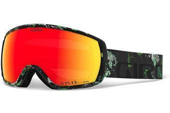 (standard size, moss vivid ember) - Giro Men's Balance Ski Goggles